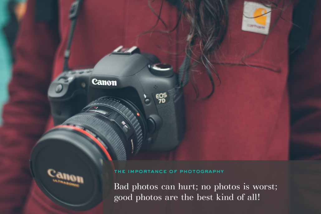 Importance of Photos
