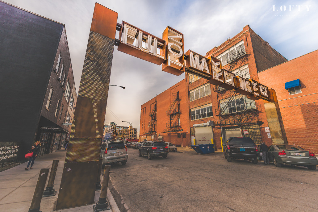 Fulton Market Real Estate Brokerage