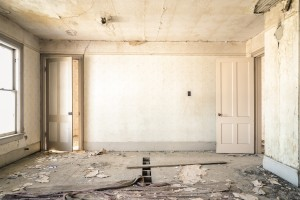 What to Do When a Tenant Leaves Your Property Severely Damaged or Destroyed
